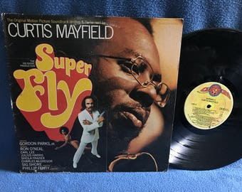 Curtis Mayfield Etsy