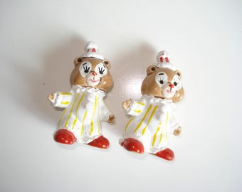 Twin Teddy Bears Etsy