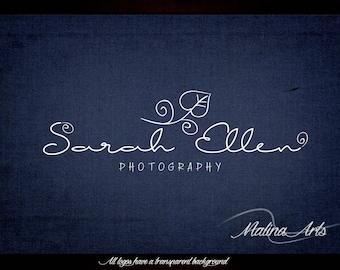 Premade photography logos, photography watermark, logo design, Tree logo, Pink logo, flower logo BUY 2 and GET 1 FREE!!!