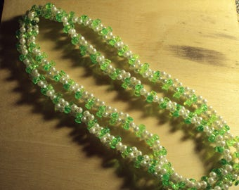 necklace of beads