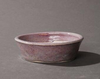 Mini Bonsai pot. Purple #1
