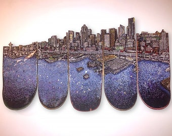 Seattle Skyline Two