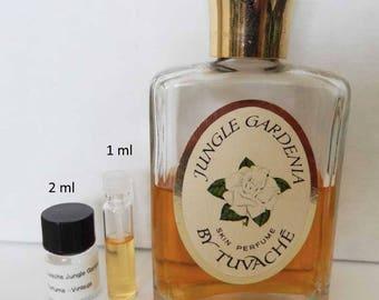Vintage Tuvache' Jungle Gardenia Skin Perfume Decant