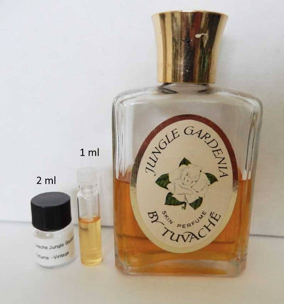 Buy Tuvache Jungle Gardenia vintage pure parfum - Perfume