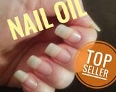 Nail Oil, Cuticle Oil, nail growth oil, nail serum, nail treatment, nail strengthener, nail care, nail hardener, brittle nail, nail strength