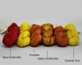 Sock Minis x6 - Bundle #9