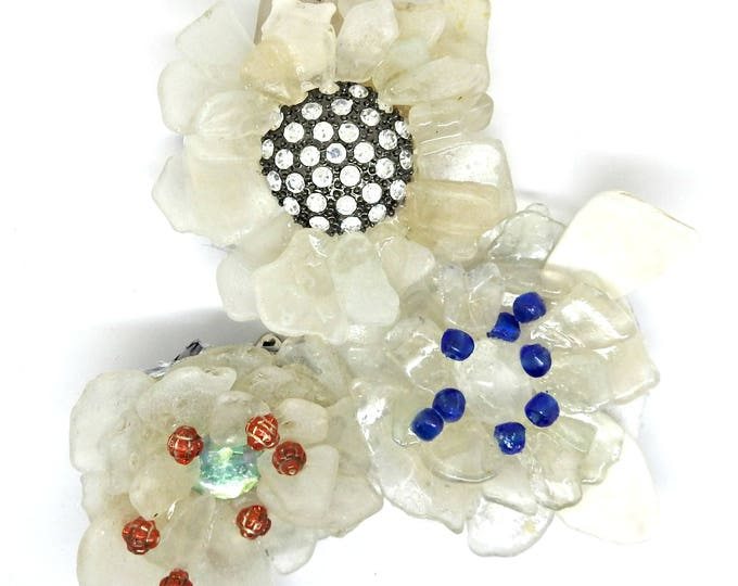 Womens statement brooches lot