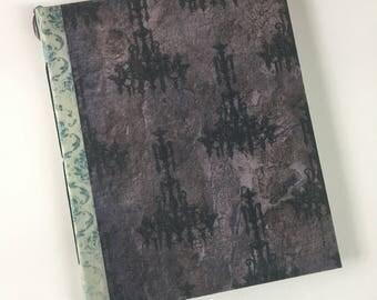 Purple Chandelier Journal, Gothic Journal, Book of Shadows, Writing Journal, Unique Journal, Notebook, Goth Wedding Bookl, Travel Journal, 9