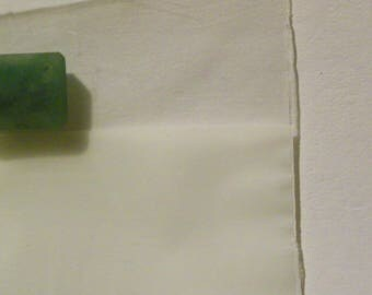 Emerald 10x12x7 MM. Octagon Faceted