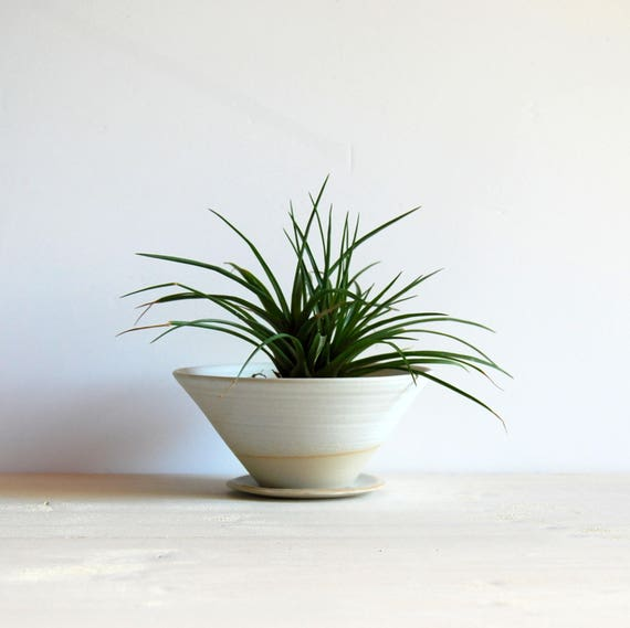 plant pot with drainage hole succulent pot cactus pot indoor. Black Bedroom Furniture Sets. Home Design Ideas