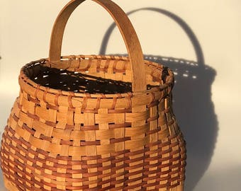 Beautifully Hand Woven Basket