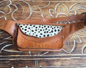 Mahi  Festival Belt ,leather ,gypsy bag,boho bag, holster hipster bag