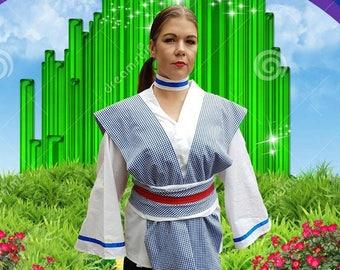 Dorothy / Jedi inspired costume - handmade in all sizes
