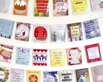 Tea Advent Calendar - The Perfect Advent Calendar for Tea Lovers - Vegan Advent Calendar - Christmas Calendar - Christmas Countdown