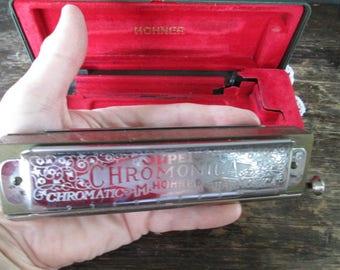 Sale Vintage Hohner Super Chromonica 270