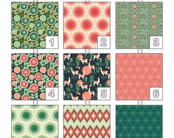 Changing Pad Cover ... { Florabelle } Joel Dewberry - Pink Palette