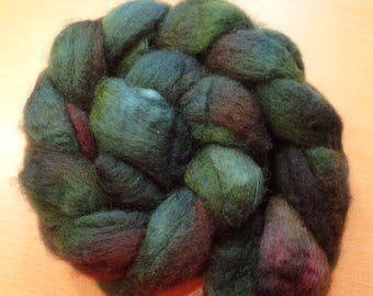 Wood - BFL top in green and brown
