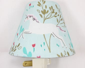 Unicorn Night Light Etsy