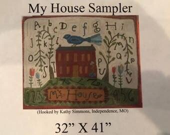 My House Sampler