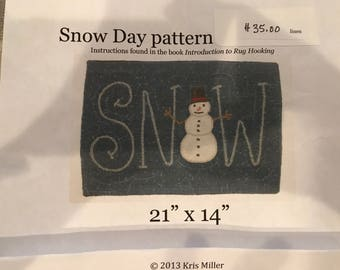 Snow Day Pattern