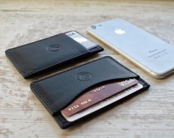 mens wallet minimalist wallet slim wallet thin wallet mini wallet slim leather wallet leather wallet credit card wallet mens leather