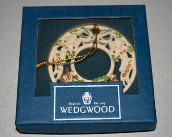 Wedgwood Christmas ornament