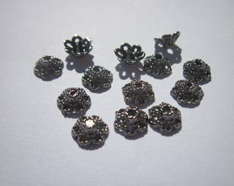 20 bead caps for beads (2071)