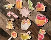 Christmas Goodies Die Cut...