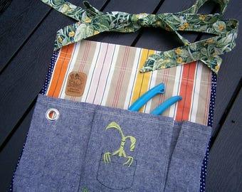 Organizer,Werkzeugtasche,Schürze, Hüfttasche,  Bowtruckle helper, handmade