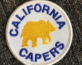 California Capers Patch