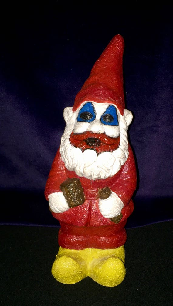 John Wayne Gacy Pogo The Clown Original Undead Serial Culture Garden Gnome Zombie Biohazard Baby