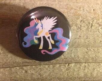 Princess Celestia Button