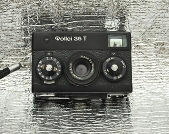 Rollei 35 T Rangefinder Camera