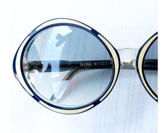Vintage Deadstock Nina Ricci Sunglasses, to DIE for! Paris, France