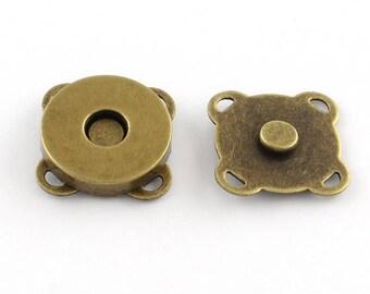 10 Magnetic closure, 15 mm