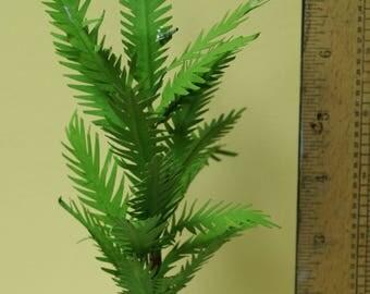 Dollhouse Miniature Fern Palm