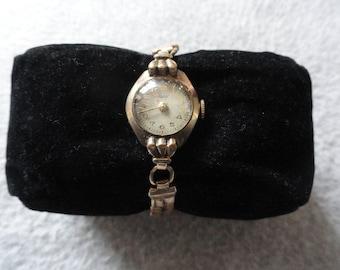 Vintage Wind Up Louvic Ladies Watch