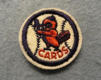 Vintage St. Louis Cardinals Baseball Team    Patch