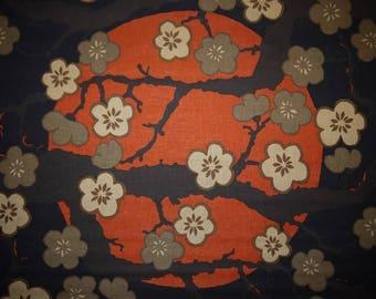 IKEA - 70s - Wall Hanging - Tapestry - Circle - Retro - Orange/brown - Wall Art