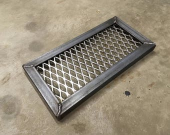 Ash Grate for Ammo Box Wood Stove