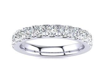 Riviera Pavé Diamond Ring (.75 ct. tw.)