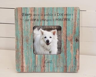 personalized pet frames - personalized christmas gifts - personalized dog frames - pet memorials - dog memorials - dog loss gifts