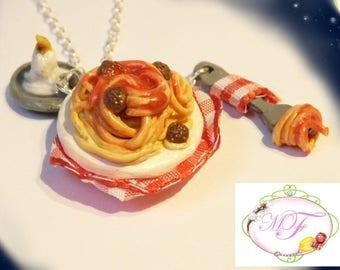 Spaghetti BOLO necklace