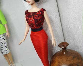Scarlet for Silkstone Barbie, Fashion Royalty andf similar dolls