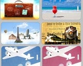 Custom Luggage Tags | Your Photo | LaserCut | Personalized from your Photo