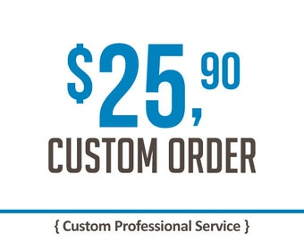 Custom Design - Graphic Designer - Graphic Design - Graphic Design Services - Custom Item