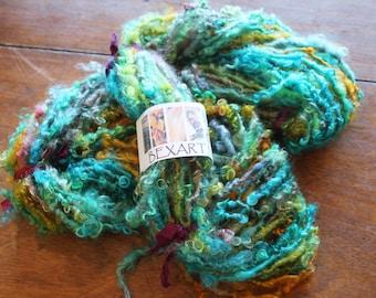Hand Spun Textured Art Yarn #78