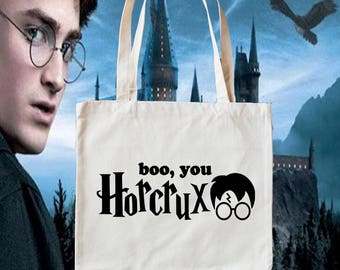 Boo, You Horcrux