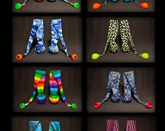 Fabric Poi - Customizable