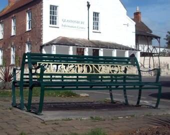 Glastonbury Bench